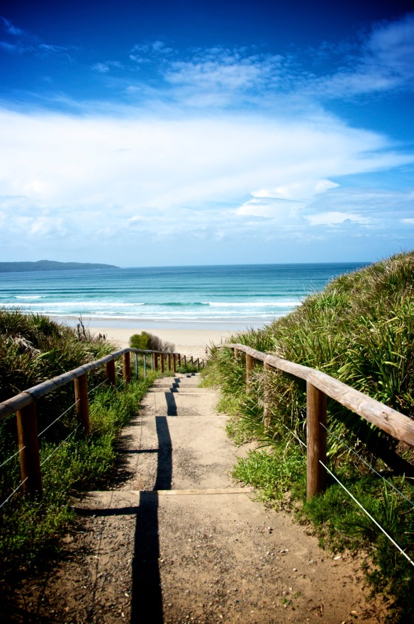 Kangaroo Beach Jervis Bay Australia